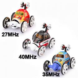 360° Spin Spins RC Remote Radio Control Wheelie Stunt Bil
