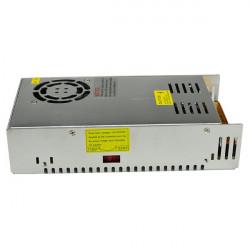 360W 12V 30A Strömförsörjning Transformator LED Adaptive Stabilisator med Fläkt
