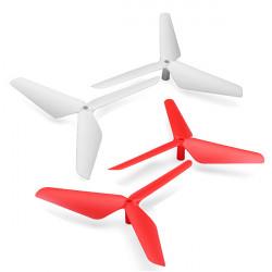 3 Blad Klöver Propeller för Syma X5C JJRC H5C