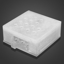 3D Trykt Flip32 Nanj32 FLys Controller Bent Pin Protective Case