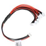 3S Oplader Kabel Parallel Oplader Connector XH Interface 1 Træk 6 Fjernstyret