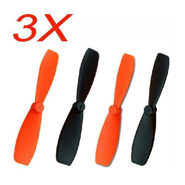 3 Set Walkera QR Ladybird Main Blades Propellers QR-Ladybird-Z-01 RC Toys & Hobbies