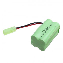 4.8V/6V/7.2V/9.6V 2800mah Ni-MH Rechargeable Battery Pack
