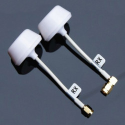 5.8G 4 Leaves Mushroom Omnidirectional Gain Antenna For Receiver