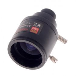 """700TVL 2.8-12mm 1/3"""" Sony CCD Manual Zoom Camera Lens FPV"""