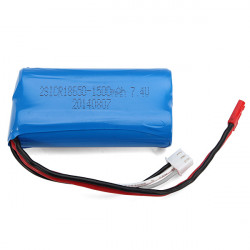 7,4V 1500mAh 25C Li Fe Batterie für RC Auto L959