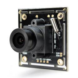 800TVL FPV Double DSP HD CMOS Kameralinsen för QAV250 Multicopters