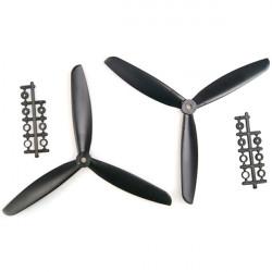 9045 3 Blatt Propeller ABS CW / CCW für 450 500 550 Rahmen Kit