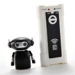 9102-3 2CH Mini Infrarød Fjernstyret Robot Soccer Fjernstyret