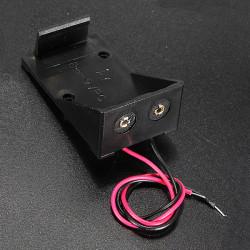 9V Batteri DC POWER ENCLOSURE HOLDER CASE
