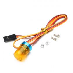 AUSTAR LED Licht Warnung / Ambulanz Aluminiumlegierung Sockel CH3 Steuer