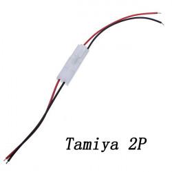 Batteriladdare Male & Female Connectors JST Tamiya Huanqi Kontaktdon