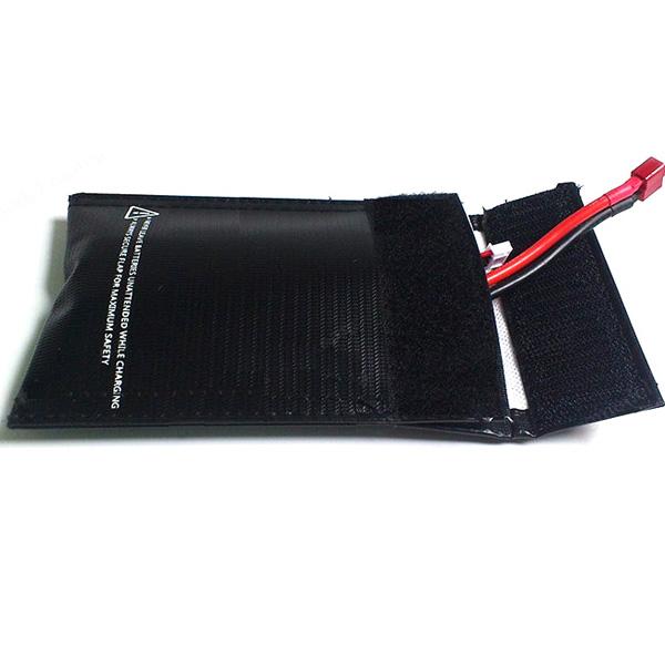 Batteri Eksplosionsbeskyttelse Tasker Mini Opbevaring Tasker 150x110mm Fjernstyret