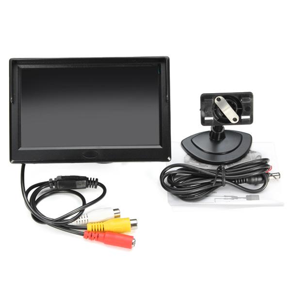 Blue Sky 5 Inch HD Digital Panel Display 800x480 Snowflakes Screen RC Toys & Hobbies