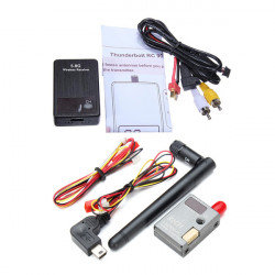 Boscam FPV 32CH 5.8G 600mW Wireless Transmitter And RC905 RX Receiver