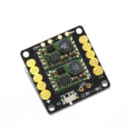 CC3D Flugregler 5V 12V BEC Ausgangsstromverteilungsplatine PCB