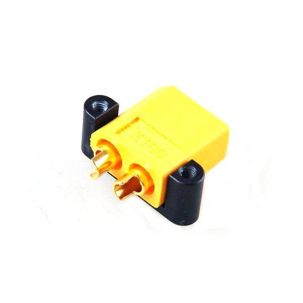 CNC XT60 XT90 Plug Connector Holder Fixture Deck Mount Fjernstyret