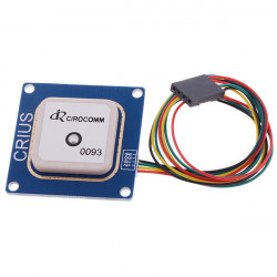 CRIUS NEO-6 V3.1 GPS-modul för APM Pixhawk MWC Flight Controller