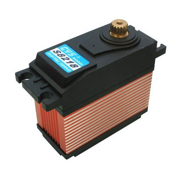 CYS-S8218 Digital Metall Växel Högt Vridmoment Servo Radiostyrt