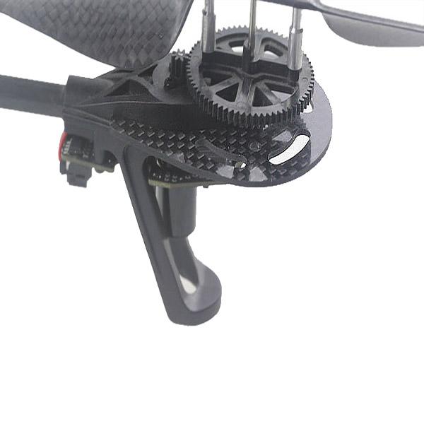 Carbon Faser Motorschutz Ring Satz für Parrot AR Drone 2.0 RC Spiele & Hobbies