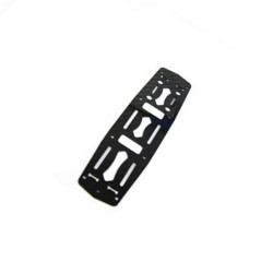 Carbon Fiberglass Upper Frame Plate For 250mm Quadcopter QAV250 ZMR250