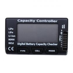 CellMeter-7 Batterikapacitet Checker med Balance