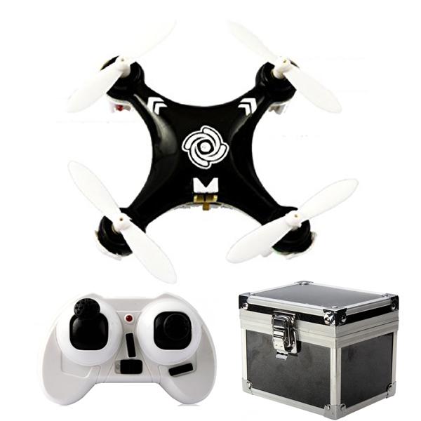 Cheerson CX-10A CX10A 6 Axis RC Quadcopter Mode 2 Black + Gift Box RC Toys & Hobbies