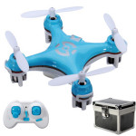Cheerson CX-10 CX10 2.4G 6 Axis RC Quadcopter med Gift Box Radiostyrt