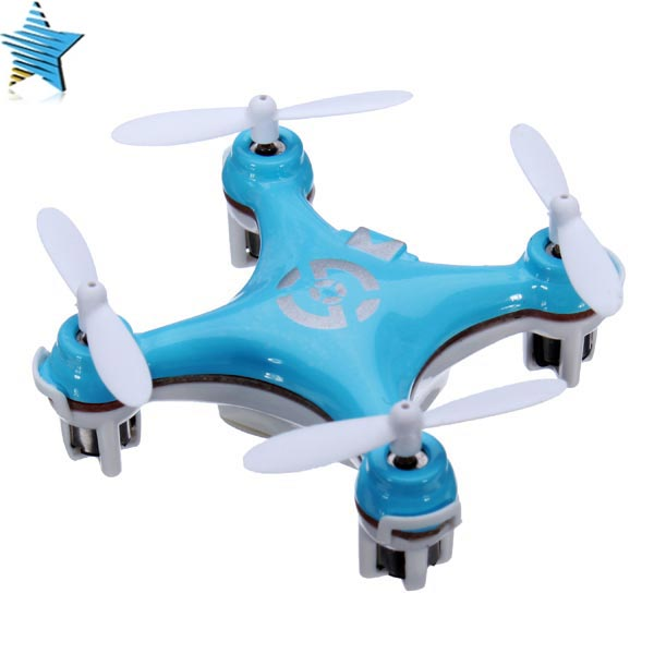 Cheerson CX-10 CX10 Mini 2.4G 4CH 6 Axis LED RC Quadcopter RTF RC Toys & Hobbies