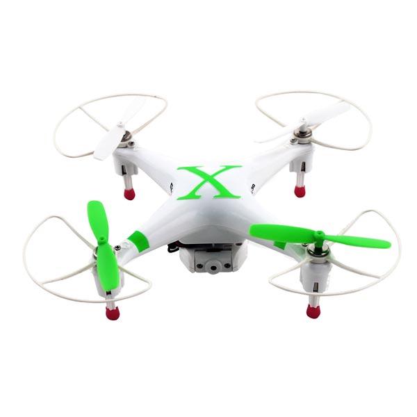 Cheerson CX-30W CX-30W WIFI Controlled RC Quadcopter för Iphone Radiostyrt