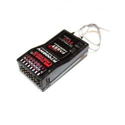 Cooltech R7008HV 2.4G 8CH Mottagare för FUTABA 6EX TM-8 T8FG T14MZ