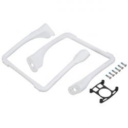 DJI H3 3D Standard Version Gimbal Adapter für Phantom 2 Old Part10