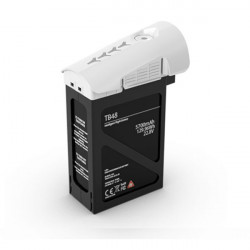 DJI INSPIRE Ett TB48 Batteri 22.8V 5700mAh 6S Intelligent Flight Batteri