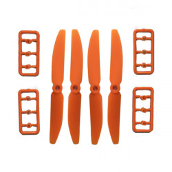 DYS 5030 Blade Propeller Pro CW/CCW Plastic 2 Pairs