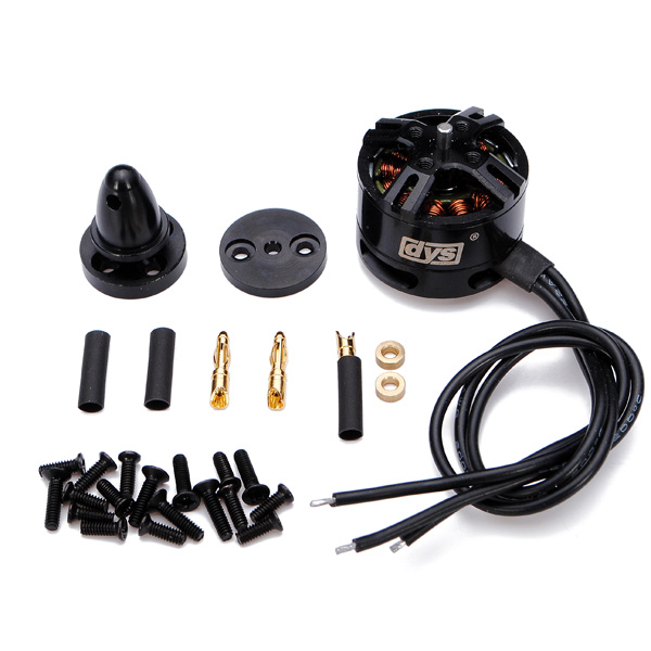 DYS BE1806 2300KV Brushless Motor Black Edition for Multicopters RC Toys & Hobbies