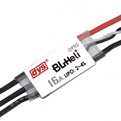 DYS BL16A Mini 16A BLHeli ESC OPTO 2-4s for RC Multicopter