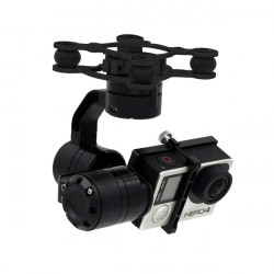 DYS Marcia 3-Axis Brushless Gimbal for GoPro Camera