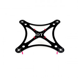 DIATONE DIY FPV 23 # V1 Fiberglasrahmen Kit 230mm