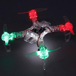 Diatone FPV250 V4 Ghost Edition LED Night Flyer Quadrokopter Droner Frame Kit
