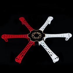 Diatone H450 Hex 450 V3 Kretskort Hexcopter Frame Kit 450mm
