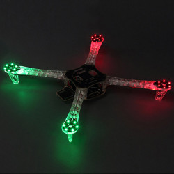 Diatone Q450 V4 Ghost Edition LED Night 450mm Quadcopter Frame Kit