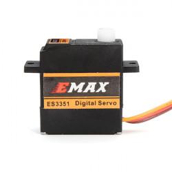 EMAX ES3351 10.6g Mini Metal Gear Analog Servo for RC Airplane