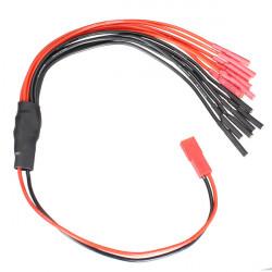 ESC-kontakt Batteriladdare Kabel för RC Modell