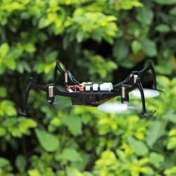Eachine 3D X4 2.4G 4CH 6 Gyro RC Quadcopter med LED RTF