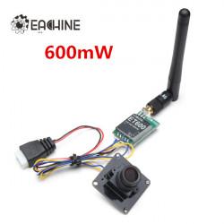 Eachine 700tvl 600mW 1/3 Cmos FPV 110/148 Degree Camera w/32CH Transmission