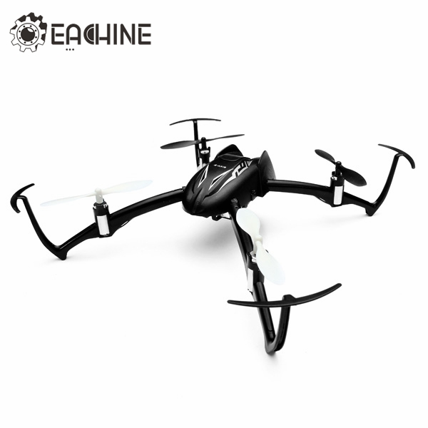 Eachine CG023 Mini 2.4G 6 Axel LED Headless Läge RC Quadcopter RTF Radiostyrt