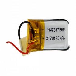 Eachine Gin H7 RC Quadcopter Reservdelar 3.7V 150mAh Batteri H7-05