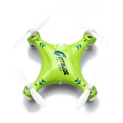 Eachine H7 2.4G 6-Axis LED Mini RC Quadcopter med Skyddsfodral