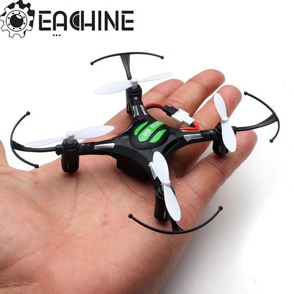 Eachine H8 Mini Headless Läge 2.4G 4CH 6 Axis RC Quadcopter RTF Radiostyrt