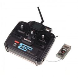 F00541 RadioLink T6EHP-E 2.4G 6CH Transmitter With R7EH Receiver